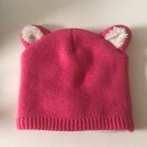 Other - 3 for $10-Toddler girl bear ear hat